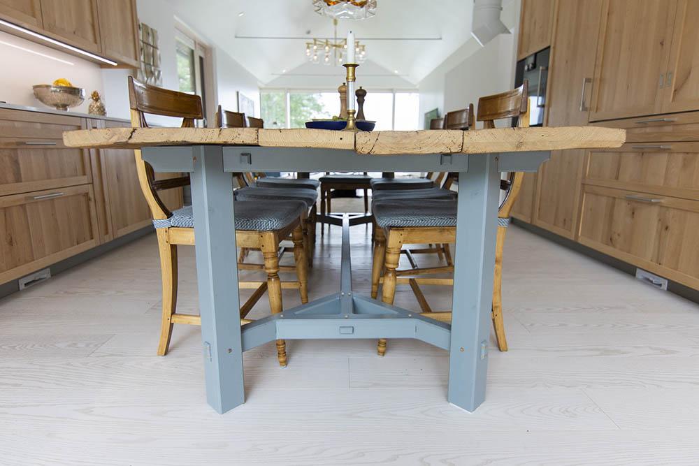 Simplified Hayracke table